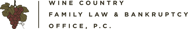 Wine Country Family Law and Bankruptcy Office Logo